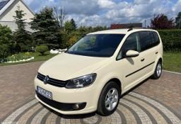Volkswagen Touran II 1.6 TDI DPF Comfortline DSG