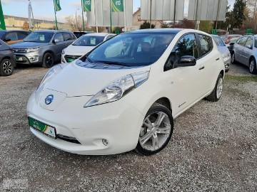 Nissan Leaf Elektryk,Zarejestrowny,Panorama, Klima, Skóra !!!