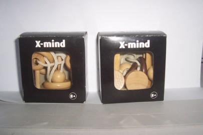 Logiczna układanka X-Mind