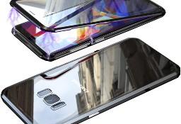 Etui Magnetyczne Szkło 360° do Samsung Galaxy S8