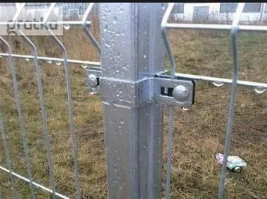 Panele przęsła ogrodzeniowe 153x250cm fi4mm ocynk ogniowy-1