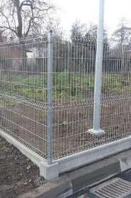 Panele przęsła ogrodzeniowe 153x250cm fi4mm ocynk ogniowy-2