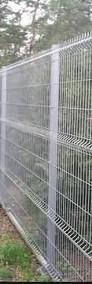 Panele przęsła ogrodzeniowe 153x250cm fi4mm ocynk ogniowy-4
