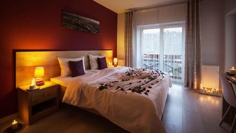 Romantyczny WEEKEND w Wiśle – nowy pensjonat, pakiet dla zakochanych!