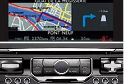 Peugeot 5008 mapa 2020-2ed RENEG Nawigacja aktualizacja