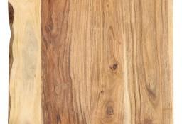 vidaXL Blat łazienkowy, lite drewno akacjowe, 60x55x2,5 cm286317
