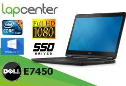 Ultrabook Dell Latitude E7450 I5-5gen 8GB RAM 128SSD W10- LapCenter.pl