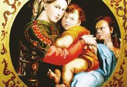 Madonna della seggiola - W.Kowal - wg - Raphaela
