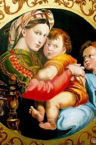 Madonna della seggiola - W.Kowal - wg - Raphaela-3