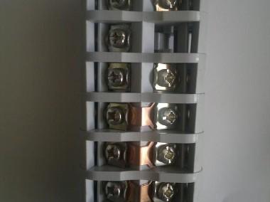 Łącznik krzywkowy ŁK 40, 6 segmentów ; Spamel ; 0-1-2-1