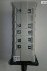 Łącznik krzywkowy ŁK 40, 6 segmentów ; Spamel ; 0-1-2-2