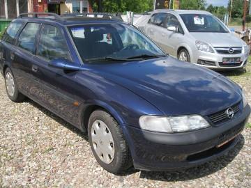 Opel Vectra B KLIMATYZACJA CENTRALNY BEZWYPADKOWY