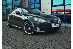 Lexus IS II XE20 2,5 Benzyna 208 Km MAX* Navi * Led * Chrom *Serwis *Gwarancja Okazja