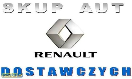 Renault Master SKUP AUT DOSTAWCZYCH