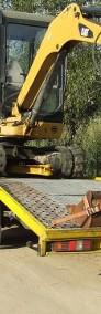 transport lawetą przyczep rozrzutników maszyn rolniczych Kałuszyn-3