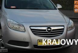 Opel Insignia I krajowy,1-właściciel,serwisowany,zarejestrowany