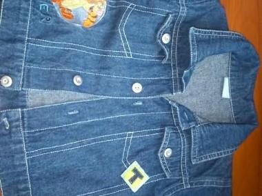 bluza kurtka dziecięca 80 Disney St Bernard-2