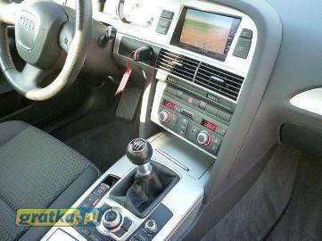 Audi A6 III (C6) 2.0 TDI BEZWYPADKOWA , NAWI CROM , WARTO