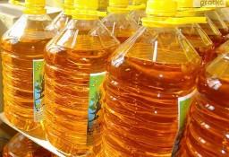 Produkujemy olej slonecznikowy 1-3-5L PET pod marka,etykieta firmowa