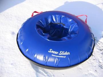 Profesjonalne pontony do snowtubingu 100cm średnicy