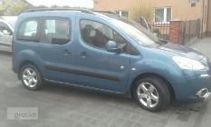Błotniki Peugeot Partner