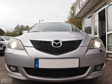 Mazda 3 I SPORT ! 2.0 BENZYNA+GAZ 150 KM ! KLIMA ! ALU-FELGI