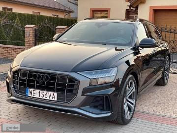 Audi S Line Quattro Matrix Full LED B&O HeadUp Panorama Webasto Maxx Opcj