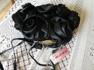 Torebka damska w róże