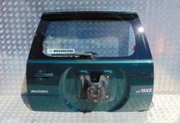 SUZUKI GRAND VITARA II KLAPA TYLNA KOMPLETNA 3D 2005-