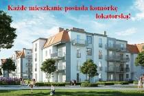 Mieszkanie Swarzędz, ul. Trzy Pokoje z Ogródkiem i Komórką Lokatorską
