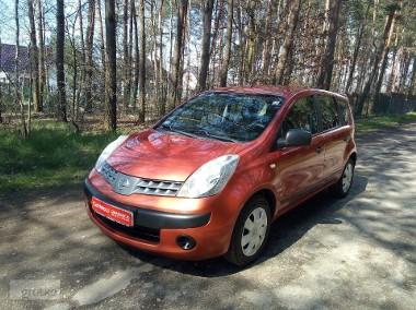 Nissan Note E11 1.4 Benzyna Ładny-1