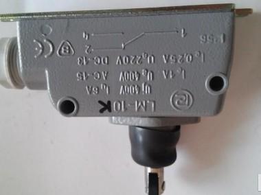 Wyłącznik krańcowy LM-10R-2