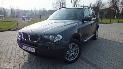 BMW X3 I (E83) gwarancja przebiegu bezwypadku 100% gwaran. do 12m