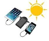 solarna ładowarka telefonów