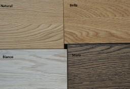 stół Enzo Grande dębowy blat lite drewno olejowany dowolne wymiary