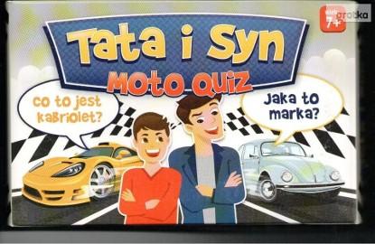 Tata i syn 7+ Moto quiz