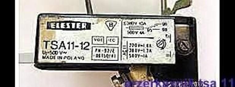 przekaźnik TSA 11 TSA 45 TSA 63 TSA 85-1