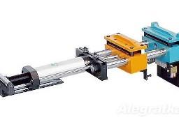 Podajnik pneumatyczny AN150x150 do blachy-taśmy-drutu duża siła