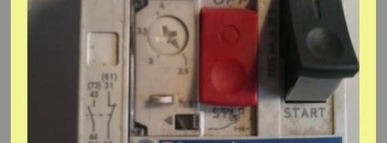 Wyłącznik silnikowy GV2ME08-1