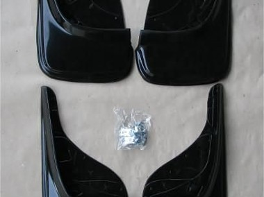 FORD S-MAX od 2006 do 2010 chlapacze gumowe komplet 4 sztuk blotochronów Ford S-MAX-1