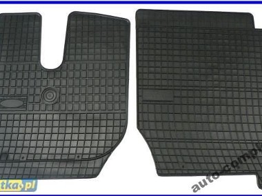 IVECO STRALIS wąska kabina dywaniki gumowe FG Iveco Stralis-1