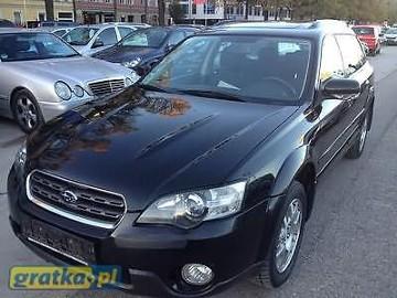 Subaru Legacy / Legacy Outback IV ZGUBILES MALY DUZY BRIEF LUBich BRAK WYROBIMY NOWE