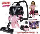 ODKURZACZ zabawka dla dzieci HENRY HETTY CASDON Odkurza Naprawdę