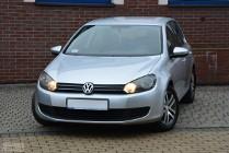 Volkswagen Golf VI 2,0tdi 110KM Salon PL, Klimatronik
