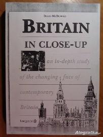 Britain in Close-up, LONGMAN, David McDowall