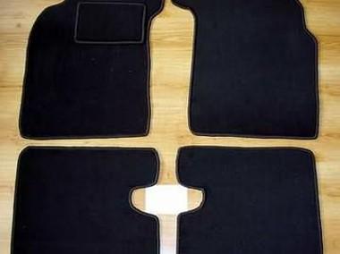 Nissan Maxima 2000-2003 najwyższej jakości dywaniki samochodowe z grubego weluru z gumą od spodu, dedykowane Nissan Maxima-1