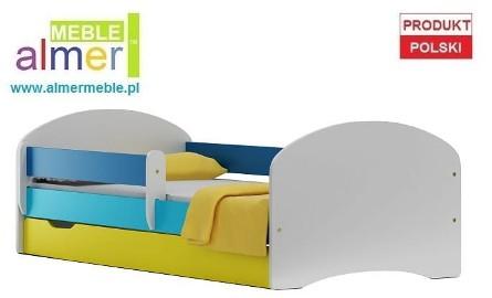 SPACE N20S łóżko dziecięce z SZUFLADĄ 200/90