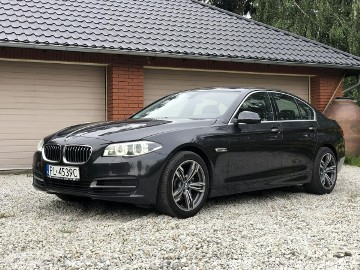 BMW SERIA 5 530D 258KM F10 LIFT sedan FULL LED !