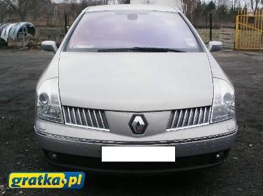 Renault Vel Satis 3,0 DCI 2003 NA CZĘŚCI-1