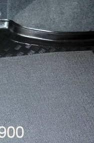 FORD MONDEO MK3 HB/SEDAN mata bagażnika - idealnie dopasowana do kształtu bagażnika Ford Mondeo-2
